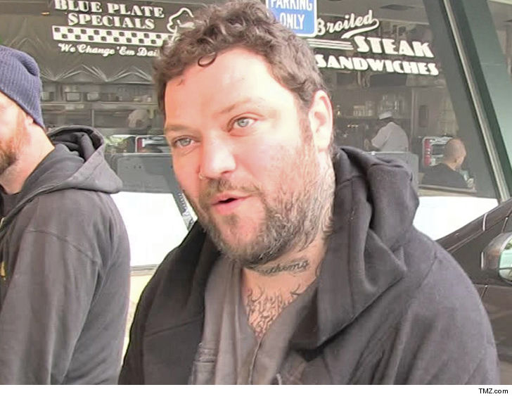 'Jackass' star Bam Margera busted for DUI after approaching officer first