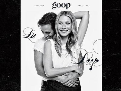 Gwyneth Paltrow's Engagement to Brad Falchuk, Super Goop-y