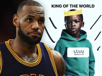 LeBron James Blasts Racist H&M Ad, 'We Ain't Going for It'