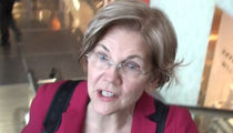 Senator Elizabeth Warren Sidesteps Questions About Oprah for President