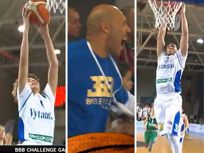 LiAngelo & LaMelo Ball: Highlights & Lowlights of Lithuania Pro Debut