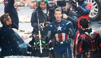 Chris Evans' 'Avengers 4' Photos Hint At Huge 'Infinity War' Plot Twist