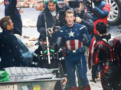 Chris Evans' 'Avengers 4' Photos Hint At Huge 'Infinity War' Plot Twist