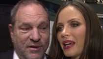 Harvey Weinstein and Wife Georgina Strike Divorce Settlement