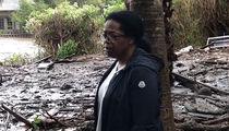 Oprah Captures Montecito Mudslide Property Damage Around Her Home