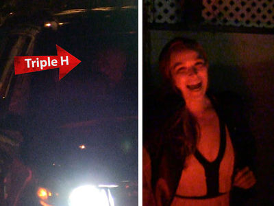 Ronda Rousey Dines with Triple H, Closer to WWE Deal?!