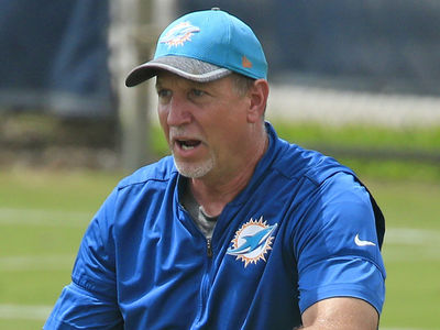 Ex-Dolphins Coach Says He Used Cocaine '8-9 Straight Days' Before Snorting Video