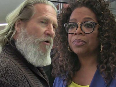 Oprah's Next Door Neighbor Jeff Bridges, Home Wrecked in Mudslide