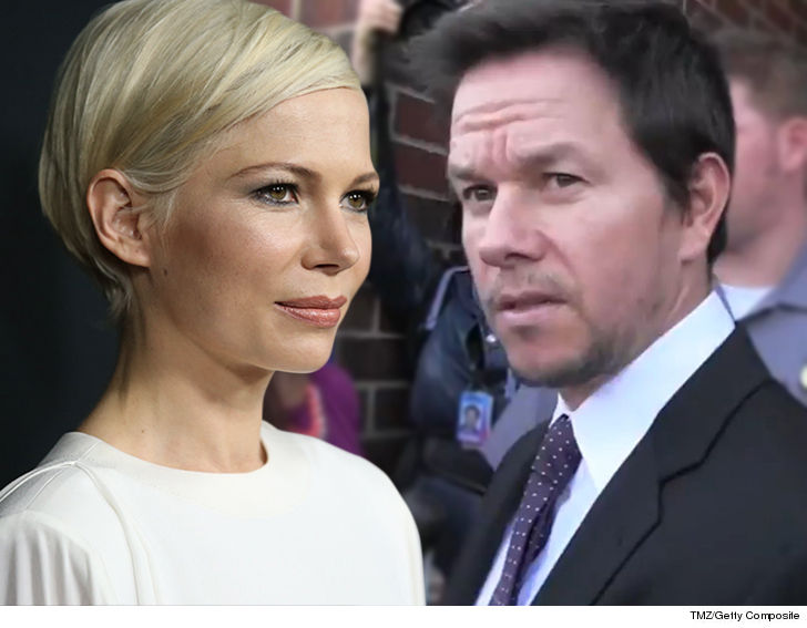 Actors union investigating Michelle Williams and Mark Wahlberg pay disparity