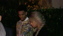 NBA's Dejounte Murray and IG Model GF Go on L.A. Date Night