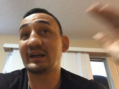UFC's Max Holloway Says He'd Love to Fight Khabib Nurmagomedov