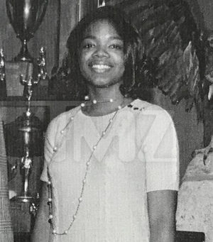Oprah's High School Yearbook Photos