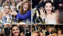 2018 Critics' Choice Awards Behind The Scenes Pics