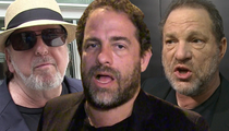 Weinstein, Toback and Ratner Cases Almost Ready for D.A. Review