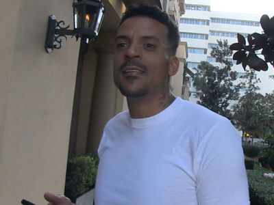 Matt Barnes Dishes on Business Meeting with Joe Montana