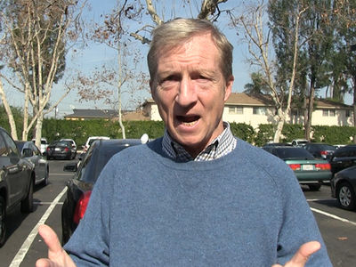 Donald Trump Must Take a Mental Health Test, Says Billionaire Tom Steyer