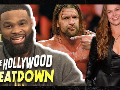 UFC's Tyron Woodley: Ronda Rousey to WWE Is Happening, Here's Why