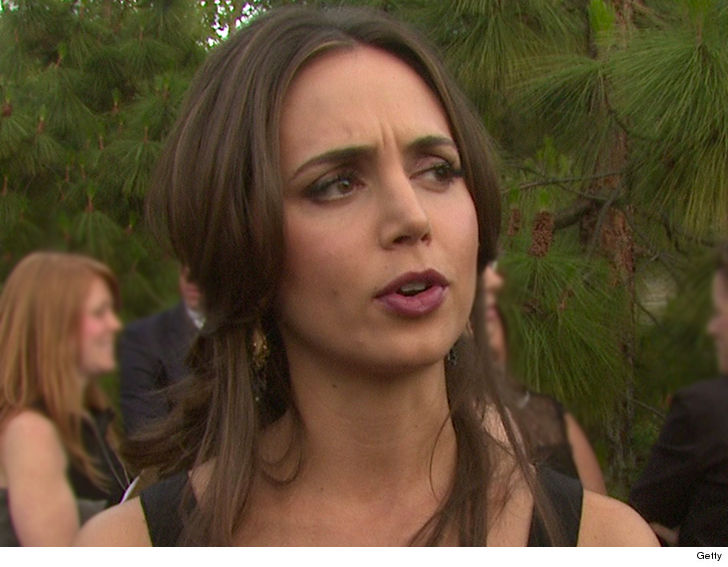 Eliza Dushku's mother and film guardian support her assault claims