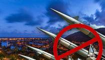 Hawaii Residents Get Scary False Alarm of Ballistic Missile Threat