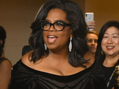 Why Oprah Thinks There's Still Hope For Us All Amid the 'Darkness'