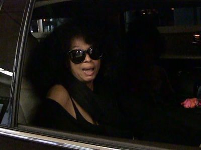 Diana Ross Scared to Death During Hawaii Missile Warning