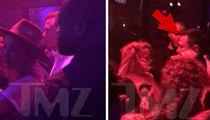 Elon Musk and Amber Heard Cut Loose on The Abbey Dance Floor