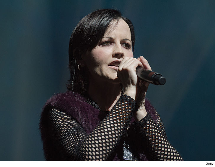 Cranberries lead singer Dolores O'Riordan dies suddenly at 46
