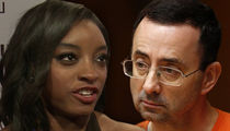 Simone Biles: Larry Nassar Sexually Assaulted Me, Too