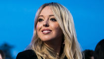 Tiffany Trump Plays Flower Girl for Friend's Sexless 'Shotgun' Vegas Wedding