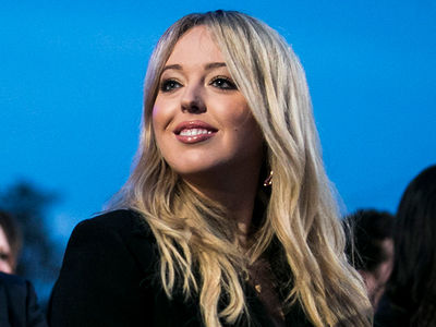 Tiffany Trump Plays Flower Girl for Friend's Sexless Vegas Wedding