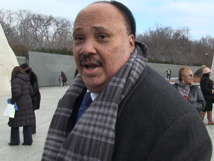 Martin Luther King Iii Says His Dad Would Hate Trump S Shithole