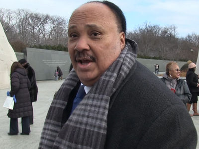 Martin Luther King III Says His Dad Would Hate Trump's 'Shithole' Comment