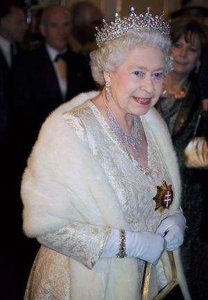 Queen Elizabeth's Cool Crowns