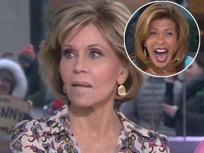 Jane Fonda Shades Megyn Kelly After Lily Tomlin Makes Facelift Joke on 'Today'