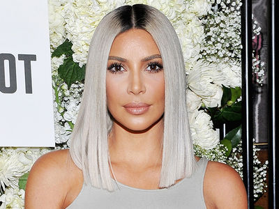 Kim Kardashian in Hospital Delivery Room for Birth of Her Baby Daughter