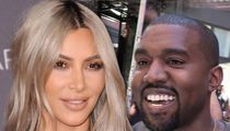 Kim and Kanye Welcome Baby Girl Via Surrogate