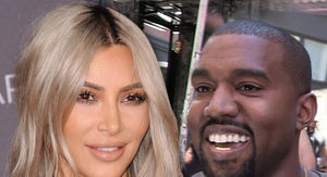 Kim Kardashian and Kanye West Welcome Baby Girl Via Surrogate
