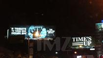 Time's Up for James Franco on Sunset Blvd.