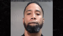 WWE Superstar Jey Uso Arrested for DWI