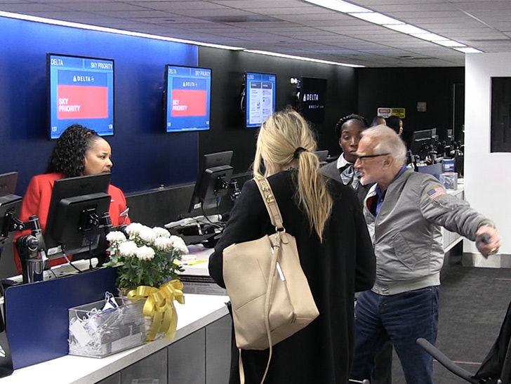 Buzz Aldrin Goes Off On Delta After Missing Flight