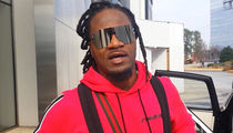 Pacman Jones: Marvin Lewis 'Saved My Life,' PUMPED He's Back with Bengals!