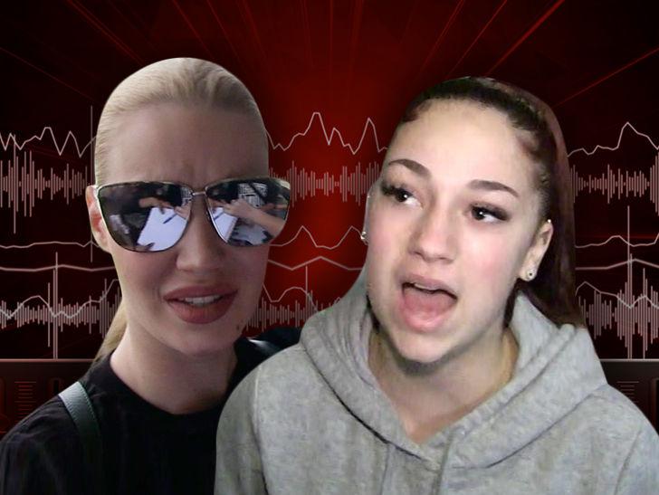 Danielle Bregoli Disses Iggy Azalea in 'Hi Bich' Remix