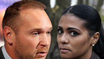 Brian Urlacher's Baby Mama Sues for $125 Mil, You Painted Me as a Murderer!
