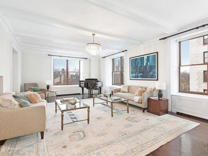 Bruce willis lists new york city duplex for million for Nyc duplex for sale