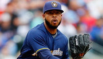 MLB's Jeremy Jeffress Pleads Guilty In DWI Case