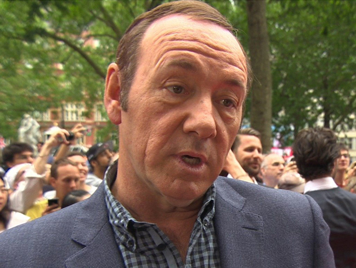 Kevin Spacey Investigated for 3rd Alleged Sexual Assault in London