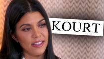 Kourtney Kardashian Files Legal Docs to Get Into the Cosmetics Business