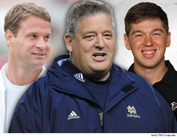 Charlie Weis Jr. Named Offensive Coordinator