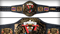 UFC 5's Iconic 'Superfight' Belt Hits Auction Block, Could Fetch $100k!