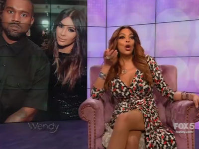 Wendy Williams Doesn't Think Kim & Kanye Paid Surrogate Enough for Carrying Baby Girl